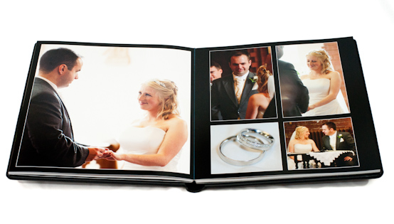 Wedding Album 2 page spread
